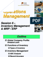 Inventory Management and Mrp-erp