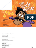 Too Much Noise- English