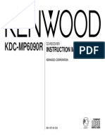 Kenwood Kdc Mp6090r