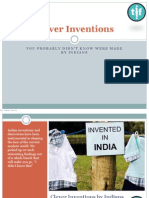 Inventions You Probably Didn't Know Were Made By Indians