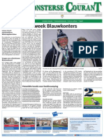 Monsterse Courant week 08