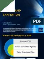 Women and Sanitation