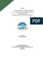 92436-Pengaruh Audit Operasional Terhadap Kinerja Non Keuangan Dengan