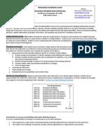 BIM Certificate PPG 9-09