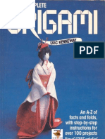 complete origami [ebury 1987]
