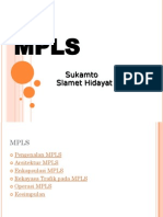 Traffic Engineering Pada MPLS