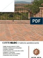 Brochure CottoBloc 2014