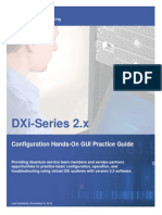 DXi-Series2dotx HandsOnGUIPracticeGuide Linux
