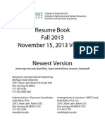 Bae Resume Book