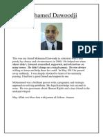 Mohamed Dawoodji
