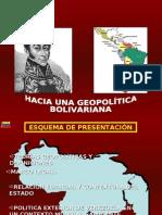 COMPLETA Geopolitica de Venezuela