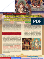 Lineage Traditions of the Nyingma School of Tibetan Buddhism