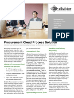 Procurement Cloud Process Solution