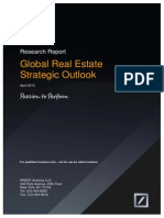 Research Report Global Real Estate Strategic Outlook April 2013
