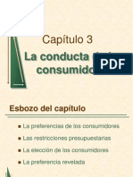 Cap03 La Conducta de Los Consumidores