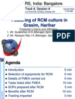 Harihar RCM Presentation for ARS_India_Narayan Rao