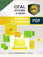 Prezentare platforma E-Commerce pentru magazine online