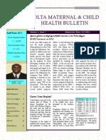 Volta Health Bulletin 2014