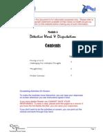 BB-6-Detective Work and Disputation