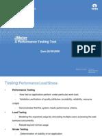 E0 Training Material JMeter