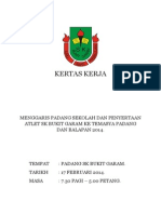 Kertas Kerja Menggaris Padang 2014