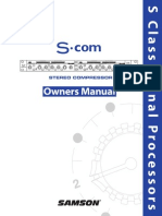s Com Manual