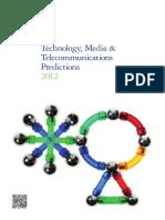 Deloitte TMT Predictions 2012