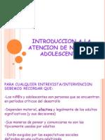 2 Introducción a la Atención de Niños y Adolescentes