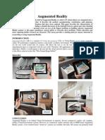 Handbook Of Augmented Reality Pdf