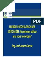 Energia Fotovoltaica CINASE