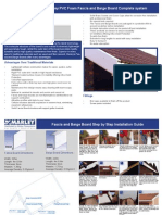Fascia and Barge Boards