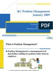 Position Mgmt Umkc Jan 09