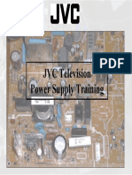 JVC TV Power Supply Training Guide