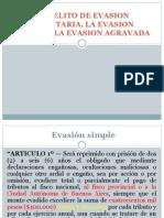 Evasion Tributaria Guillermo