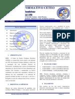 Boletim Informativo CETEO n.1