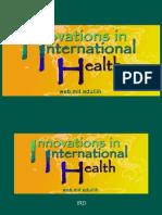 IIH Finalised Introductions