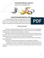 Regulamento Jem 2014