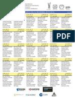 Calendario Xxiv Liga Asobal 20132014