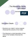 Marketing Simulation