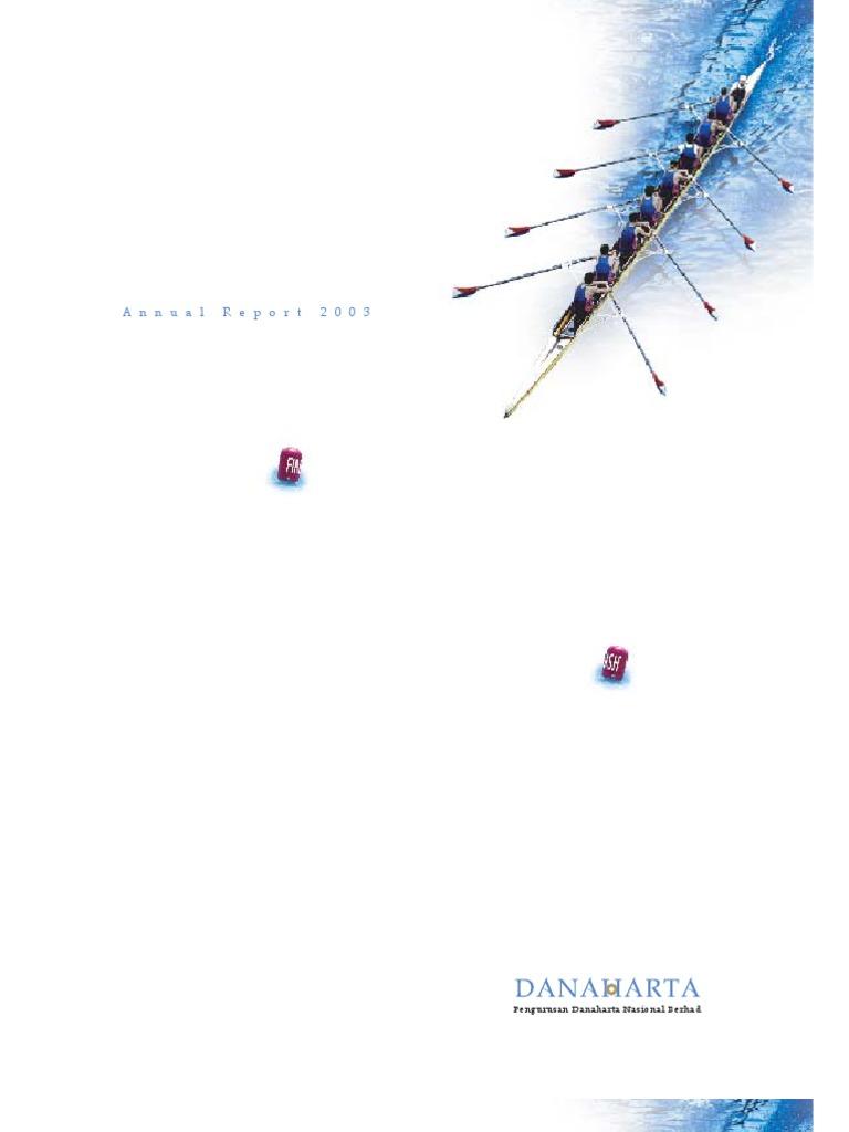 Danaharta annual report 2003 internal audit audit ccuart Images