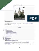 Mitropolitii Moldovei si Bucovinei