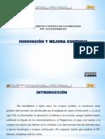 Innovacion y Mejora Continua