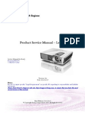 Bl2381t user manual support | benq europe.