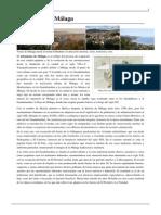 Urbanismo de Málaga