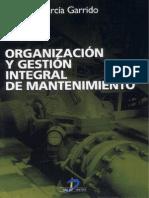 86696922 Organizacion y Gestion Integral de Mantenimiento