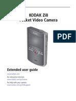 Kodak Zi8 Press Release
