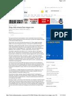 Demazette Article