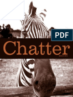 Chatter, March 2014