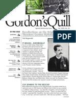 Theodore Gordon Flyfishers - 50th Anniversary Newsletter