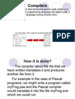 Compiler and Interpreter_presentation